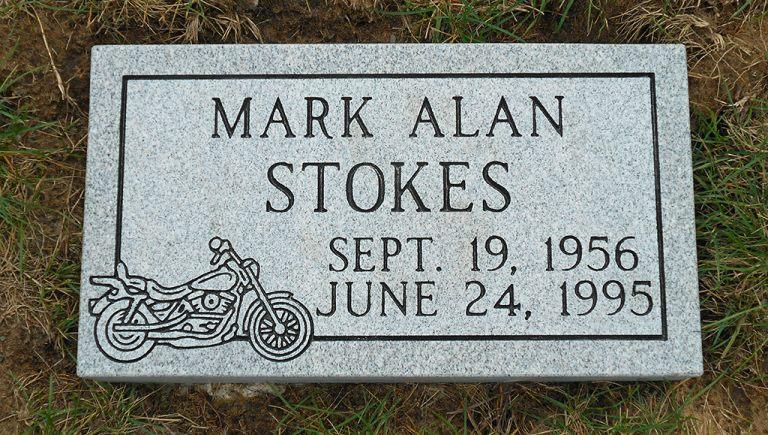 Stokes, Mark
