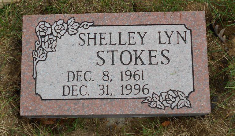 Stokes, Shelley